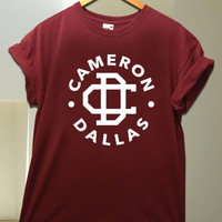 Cameron Dallas for T Shirt unisex adult