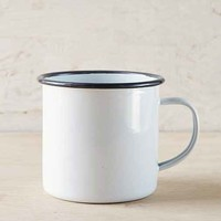Crow Canyon Home Jumbo Enamelware Mug