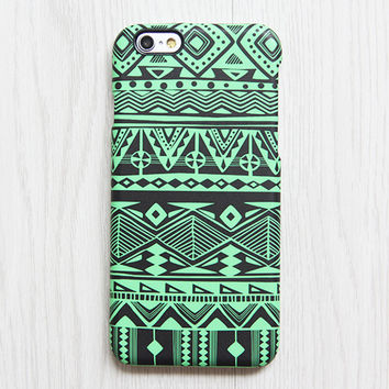 Green Tribal Pattern iPhone 6 iPhone 6 plus Case Ethnic iPhone 5S 5 iPhone 5C iPhone 4S Case Retro Samsung Galaxy S6 edge S6 S5 S4 Case 078 - Edit Listing - Etsy