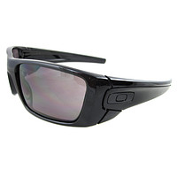 Oakley Sunglasses Fuel Cell Polished black Warm Grey OO9096-01
