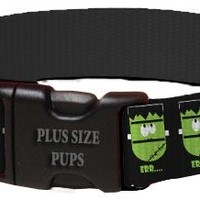 Halloween Dog Collar - Frankenstein