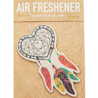 Heart Dream Catcher Wild Jasmine Air Freshener