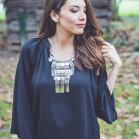 Endless Options Top in Black