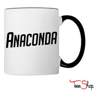 Anaconda Coffee & Tea Mug