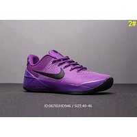 Nike Zoom Kobe Trending Men Leisure Sport Running Sneakers Basketball Shoes 2#
