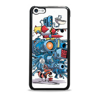 Say Hello To My Little Friend Rocket Racoon iPhone 5c Case