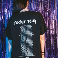 Happy and Painless Tour Tee