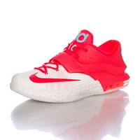 KD VII XMAS SNEAKER - Medium Red - NIKE