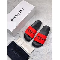 Givenchy Fashion Men Women Slipper Sandals Shoes-4