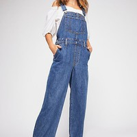 Levi's Baggy Denim Overalls
