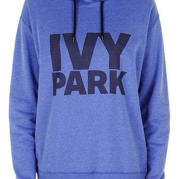 Ivy Park Logo Pullover Hoodie by Ivy Park - Topshop