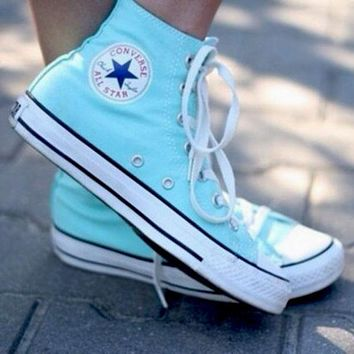 "Wearwinds ""Converse"" Women Men Fashion Canvas Flats Sneakers Sport Shoes"