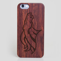 Denver Broncos iPhone 6 Case - All Wood Everything