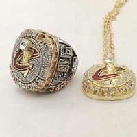 New 2016 Cleveland Cavaliers Basketball world Championship Rings FREE SHIPPING!!!!