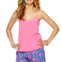 Lilly Pulitzer Dusk Racer Back Tank Top