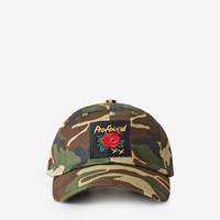 War of Roses Cap in Woodland Camo