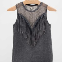 Gimmicks by BKE Washed Tank Top