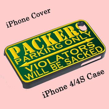 NFL GREEN BAY PACKERS for iPhone 4/4S Case
