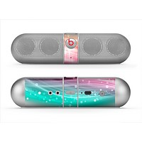 The Vibrant Multicolored Abstract Swirls Skin for the Beats by Dre Pill Bluetooth Speaker