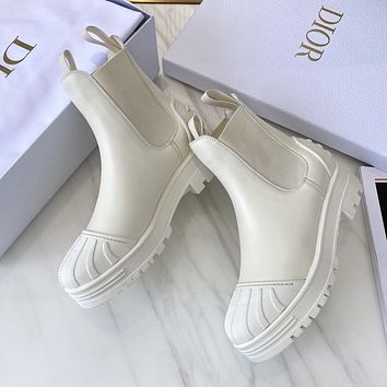 DIORIRON ANKLE BOOT