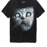Hypnotized Cat Tee | FOREVER 21 - 2000128652