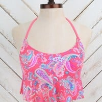 Altar'd State Wanderlust Midkini Top   Altar'd State