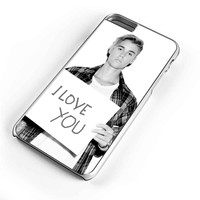 Justin Bieber I Love You iPhone 6S Plus Case iPhone 6S Case iPhone 6 Plus Case iPhone 6 Case