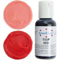 Bright Red Gel Paste Food Coloring