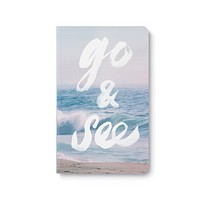 Go & See Lined Journal