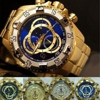 SCHSH So Cool Hot Sale Men's Luxury Brand Quartz Watches Wristwatch 16AD3555400040922 [8322867969]