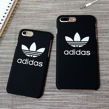 Adidas Popular Print iPhone 6 6s 6Plus 6sPlus 7 7 Plus 8 8Plus iPhone X XR XS XS MAX Phone Cover Case