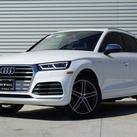 New 2018 Audi SQ5 For Sale | McKinney TX | WA1A4AFY7J2200238
