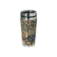 Weber's Camo Leather Travel Mug Without Handle