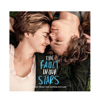 The Fault In Our Stars Soundtrack CD
