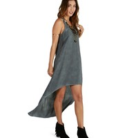 Lazy Sexy Cool Hi Lo Dress
