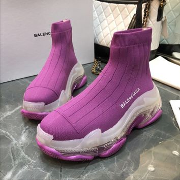 Balenciaga Triple-S Speed Trainers
