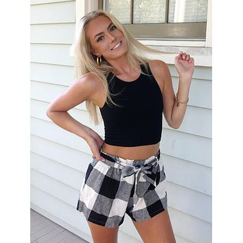 All Mine Shorts | Black