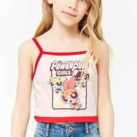 Girls Powerpuff Girls Graphic Cami (Kids)