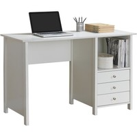 Techni Mobili Contempo Desk, White - Walmart.com