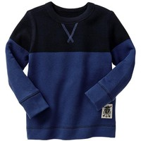 Gap Baby Factory Colorblock Sweater