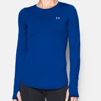Women's ColdGear® Armour Fitted Crew | Under Armour US