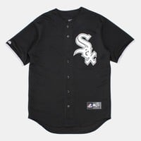 Buy Majestic Chicago White Sox Replica Jersey - Black from Urban Industry | Urban Industry