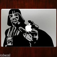 Darth Vader Star Wars Unique Decals Stickers For Macbook 13 Pro Air Decal