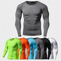 New Arrival Quick Dry Compression Shirt