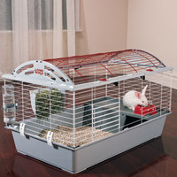 Living World Deluxe Habitat for Rabbits and Small Pets|DrsFosterSmith.com