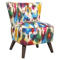 One Kings Lane - Lounge Around - Barnes Modern Chair, Multi