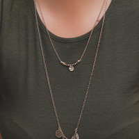 Curated Charms Necklace