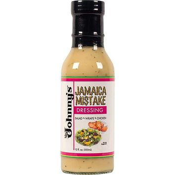 Johnny's Jamaica Mistake Dressing 12 oz