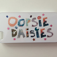 Oopsie Daisy iPhone Case - iPhone