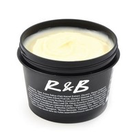 "Lush ""R & B "" Hair Moisturizer Revive and balance misbehaving hair 3.5 oz"